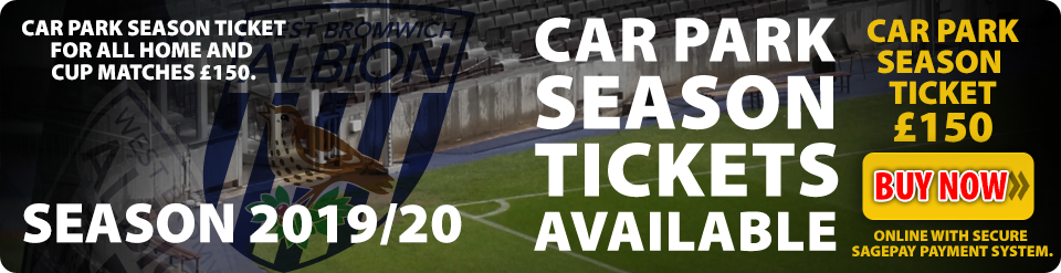 Car Park Season TIckets Avialable
